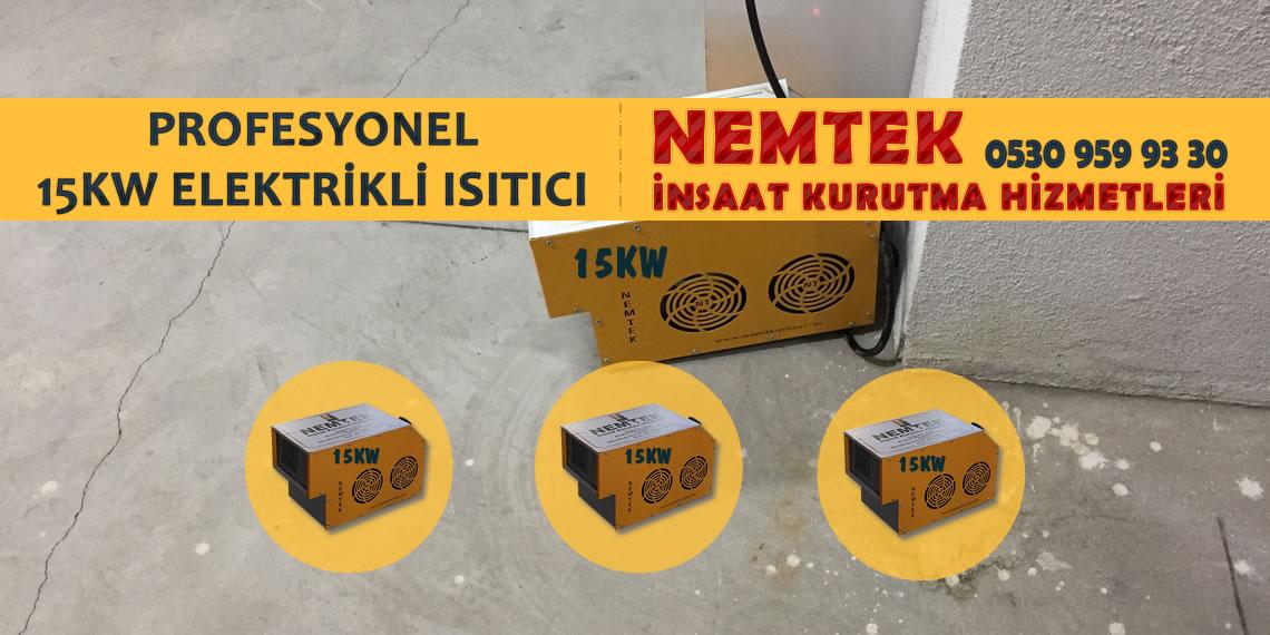 15 kw Elektrikli Isıtıcı