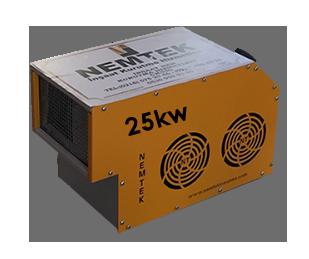 25 kw Elektrikli Isıtıcı