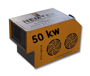 50 kw Elektrikli Isıtıcı