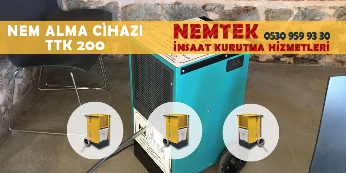 Nem Alma Cihazı TTK 200