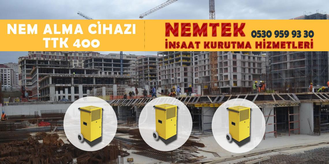 Nem Alma Cihazı TTK 400