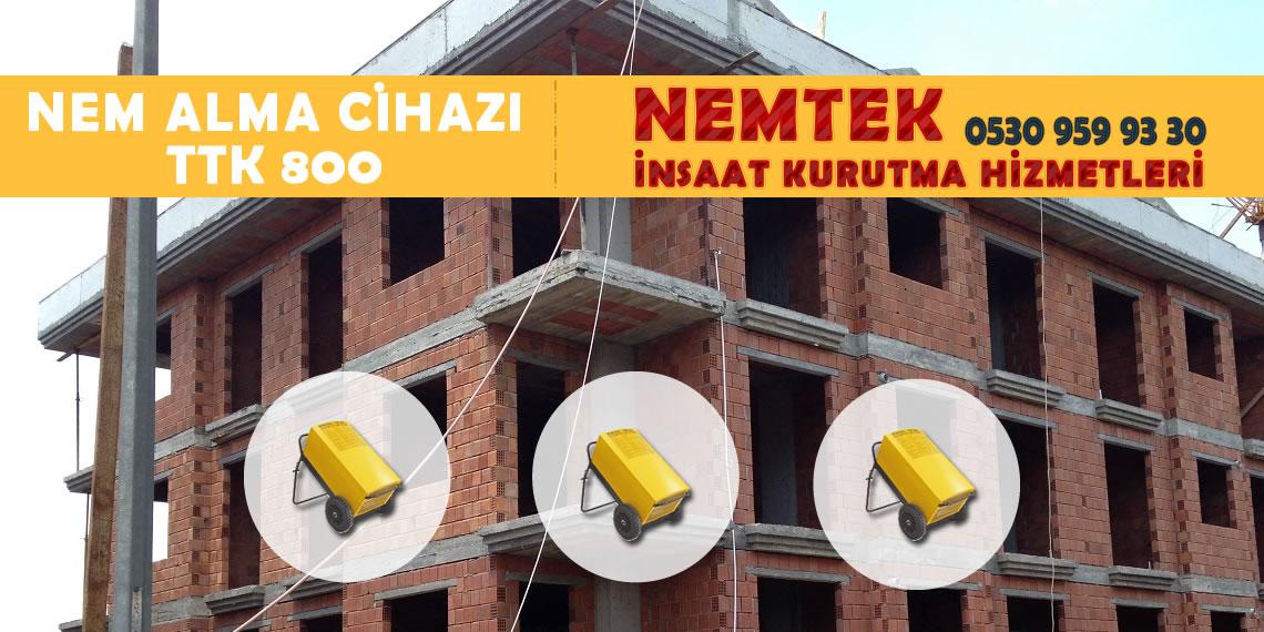 Nem Alma Cihazı TTK 800