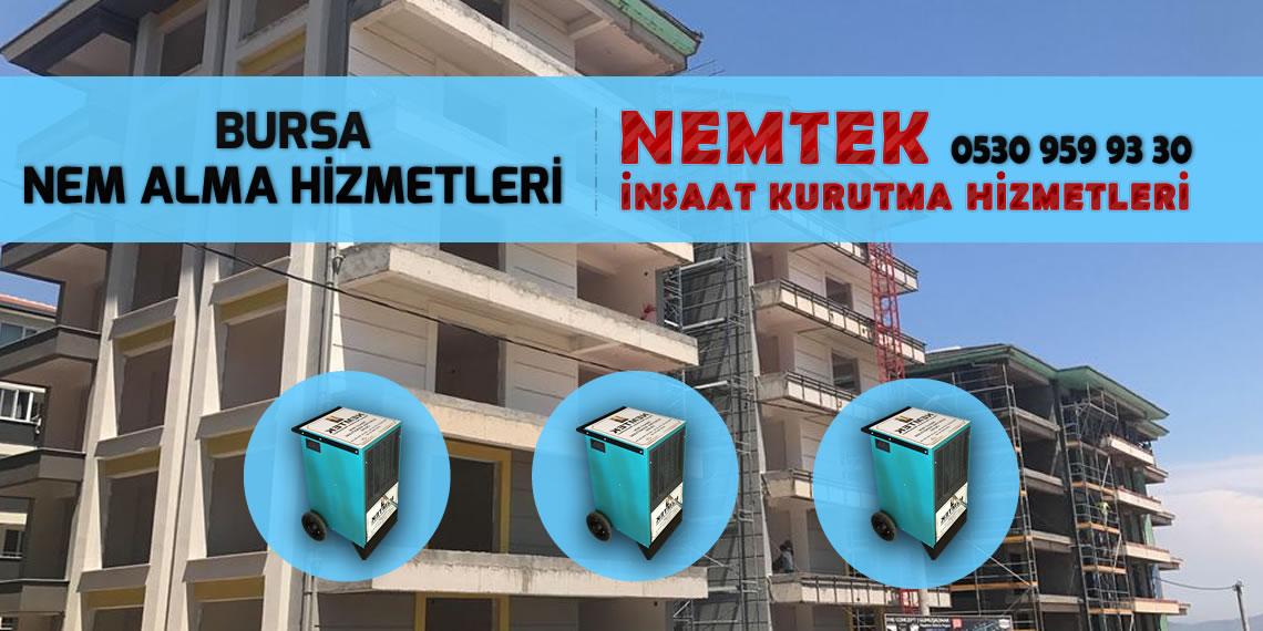 Bursa Nem Alma Hizmetleri
