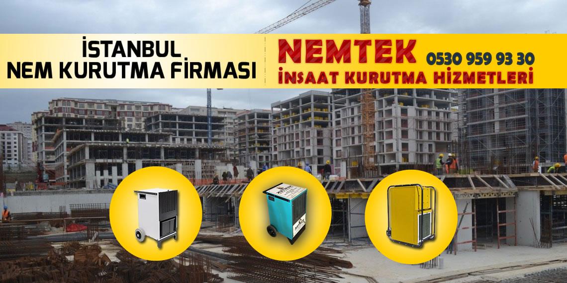 İstanbul Nem Kurutma Firması