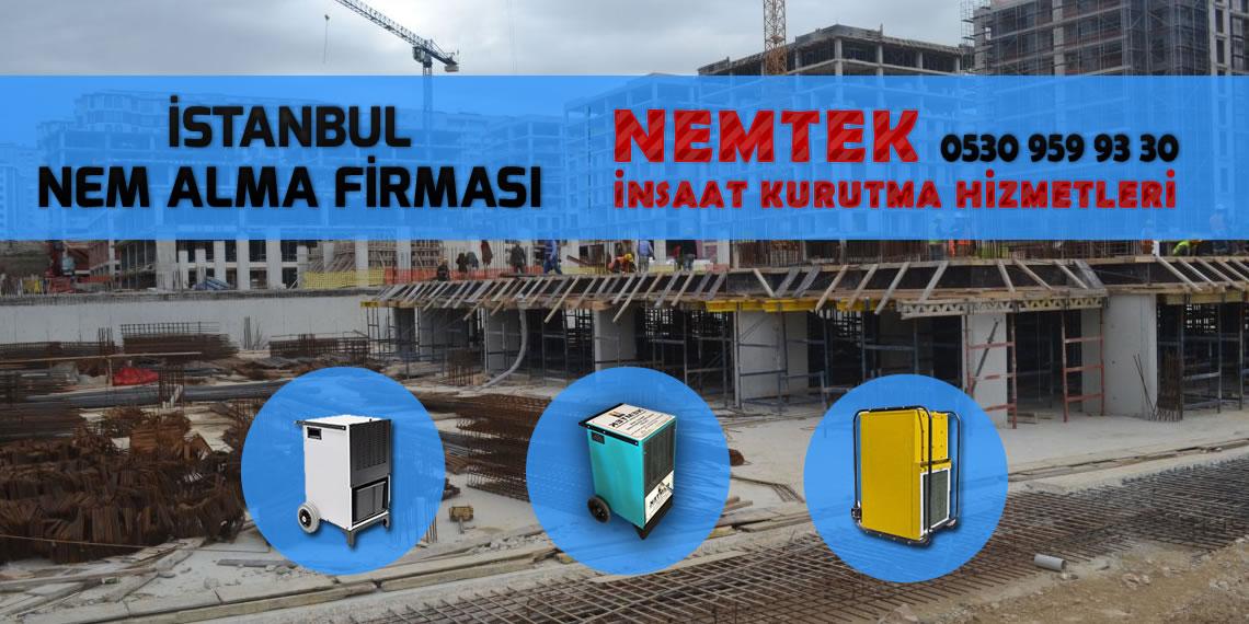 İstanbul Nem Alma Firması